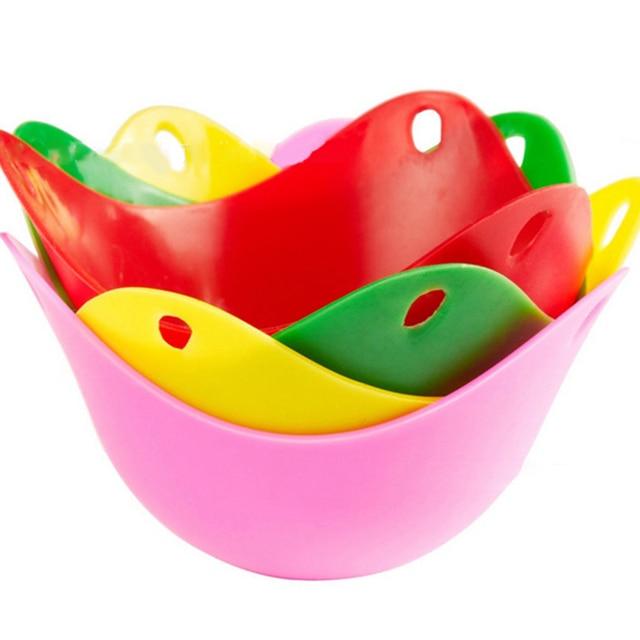 1 sztuk jajo silikonowe kłusownik kłusownictwo strąki jajko formy miska pierścienie kuchenka kocioł kuchnia akcesoria do gotowania naleśnikarka