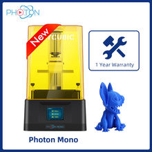 3d Printer Anycubic Photon Mono 6''2K Monochrome LCD High Speed Resin 3d Printer Large Build Volume 130*80*165mm impresora 3d