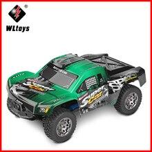 цена на WLtoys 12403 RC Cars 1/12 4WD Remote Control Drift Off-road Rar High Speed Bigfoot car Short Truck Radio Control Racing Cars