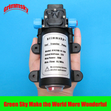 6L/Min DC 70W oil pump 12v electric