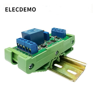 Image 1 - Temperature Collector Module Transmitter Type K Thermocouple TTL RS485 0 1024 degrees MODBUS