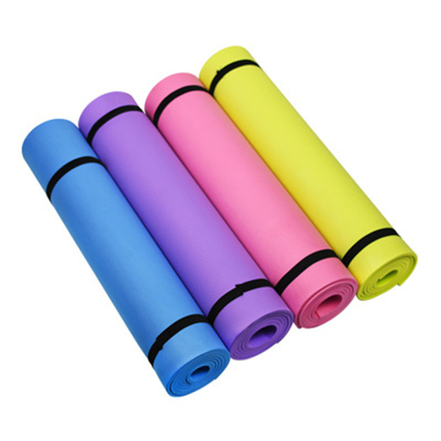 EVA Yoga Mat 6MM Thick Non-slip Fitness Pad For Yoga Exercise Pilates