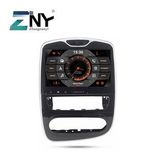 """Image 2 - 10.1 """"אנדרואיד 10 רכב GPS סטריאו עבור רנו קליאו 2013 2014 2015 2016 2017 2018 בדש 1 דין רדיו אודיו המולטימדיה Headunit"""