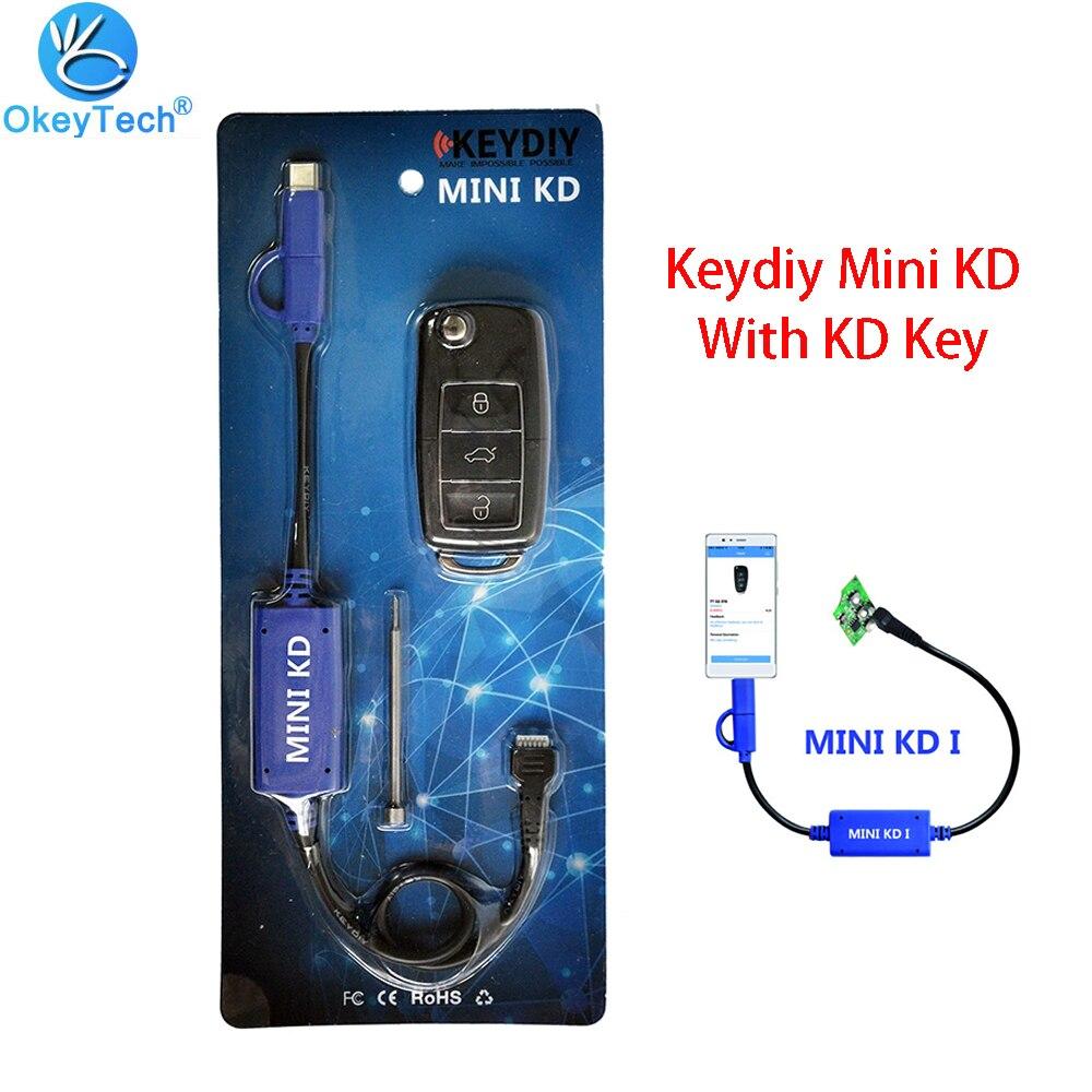 Keydiy mini kd gerador de chave móvel gerador remoto fazer mais de 1000 remotos automáticos semelhante kd900 para android & ios sistema