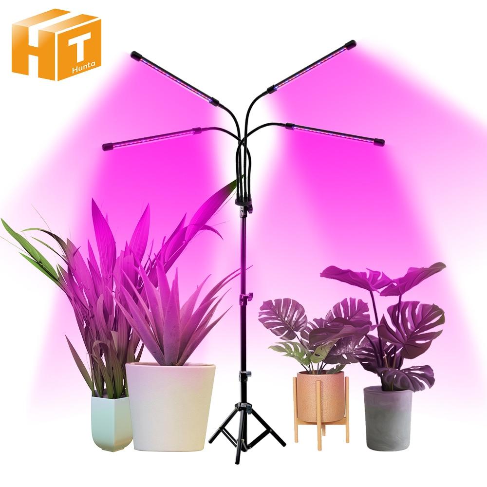 LED Grow Light 5V USB LED Plant Lamp Full Spectrum Phyto Lamp For indoor Vegetable Flower Seedling.