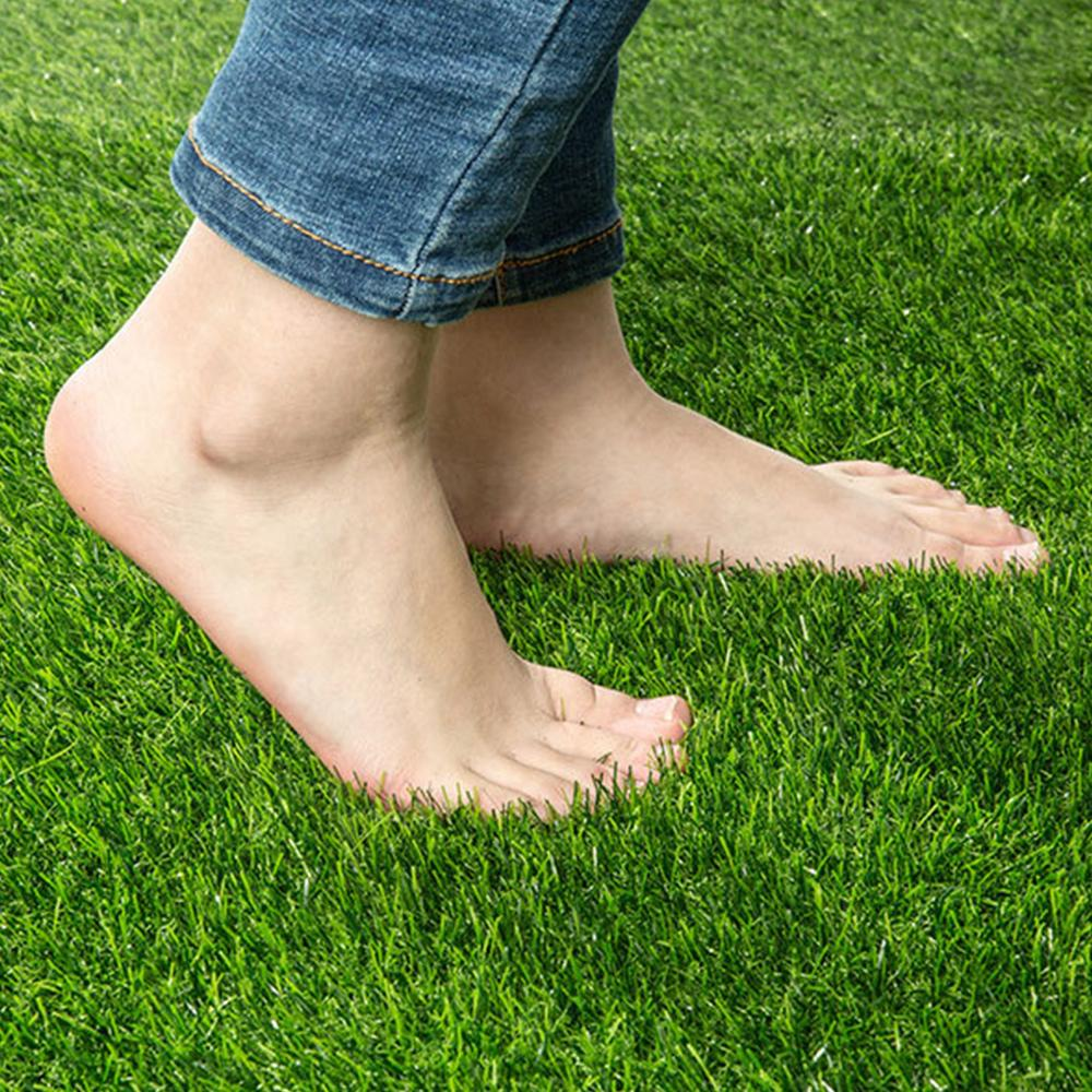 Pet Dog Area Landscape Artificial Turf Lawn Fake Grass Indoor Outdoor Golf Green