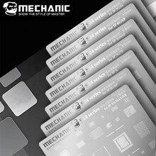 Bga-Stencil MECHANIC iPhone for XR Xs-X-8 8P 7 7P 6S 6sp/6-6p/5/..