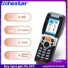 Trohestar Data Collector Pda Barcode Scanner 1D Bar Code Reader Draadloze Handheld Inventaris Teller Bar Code Scanners