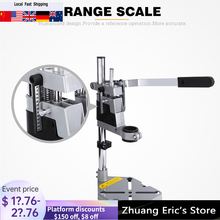 Drill-Press-Stand Workbench Repair-Tools Electric-Drill-Holder Universal