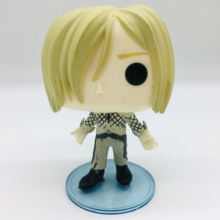 Yuris On Ice Anime - Yurios (Skate-Wear) Vinyl Action Figure Collectible Model Toy for kids gifts Xmas