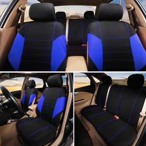 Image 4 - Car Seat Covers Airbag compatible Fit Most Car, Truck, SUV, or Van 100% Breathable with 2 mm Composite Sponge Polyester Cloth