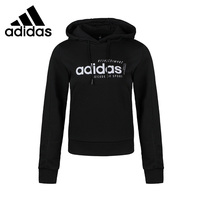 Original New Arrival Adidas W BB HDY Women's Pullover Hoodies Sportswear