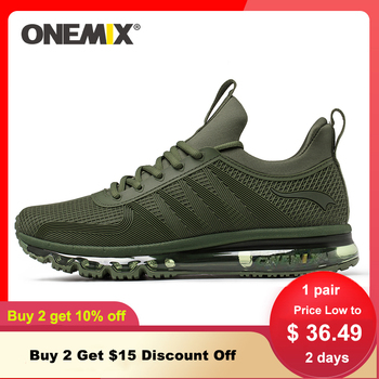 ONEMIX Classic Running Shoes For Men  Outdoor Trekking Shoes