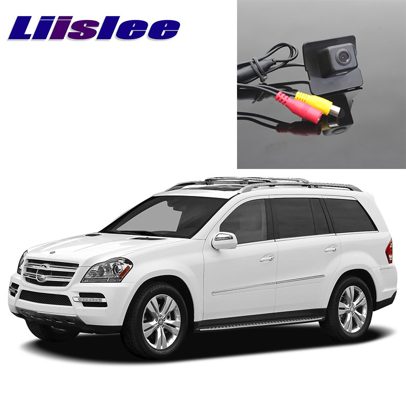 LiisLee Car Reversing Camera For Mercedes Benz <font><b>MB</b></font> GL <font><b>X164</b></font> GL350 GL450 GL500 GL550 Night Vision HD Dedicated Rear View back CAM image