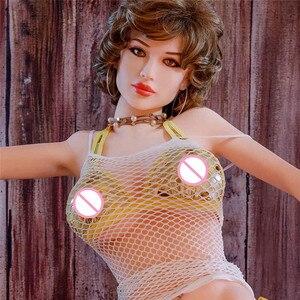 Image 4 - 168 см (5.51ft) секс кукла ИФОМ большая грудь ОСА Талия экзотическая блондинка Вагина киска анальный оральный секс игрушки для мужчин Бесплатная доставка Оптовая продажа