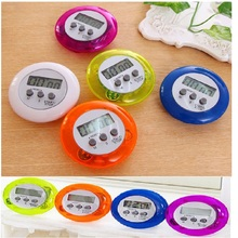 1PCS Digital Kitchen Timer Countdown Magnetic LCD Cooking Chef Restaurant Egg Counter Tools