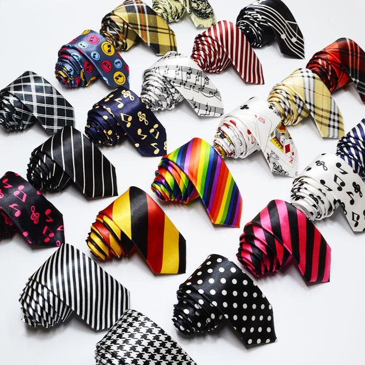 Галстук мужской тонкий, классический модный цветной галстук с принтом музыкальных нот, фортепиано, гитара, полиэстер, ширина 5 см, Подарочный аксессуар для вечерние|Мужские галстуки и носовые платки| | АлиЭкспресс