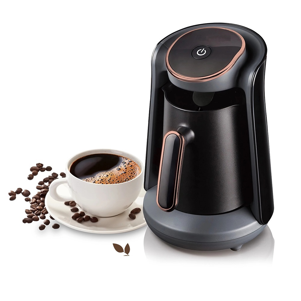 500ml Portable Electrical Coffee Pot Turkey Coffee Maker Boiled Milk Coffee Kettle Coffee Machine Brew Tea Espresso