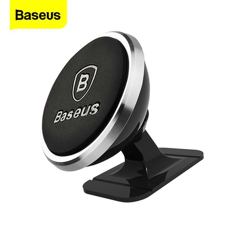 Baseus Magnetic Car Phone Holder For iPhone 11 Universal Magnet Mount Car Holder For Phone in