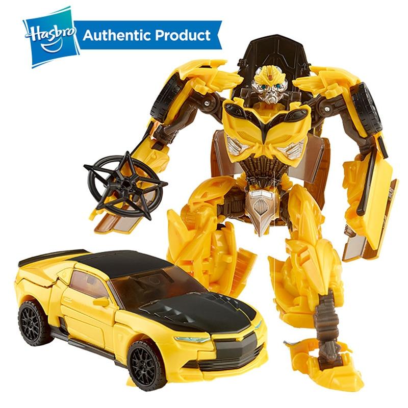 Transformers Premier Edition Bumblebee Hasbro Deluxe Action Figure classe