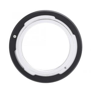 Image 3 - Metal adaptör halkası M42 FD M42 vida Canon lensi FD F 1 A 1 T60 Film kamera adaptörü makro halka