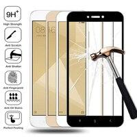 Vetro di protezione Per Per Xiaomi Redmi 4A 4X 5A 5 Più di 6 6A 7A Redmi Nota 4 4X 5 pro In Vetro Temperato Pellicola Della Protezione Dello Schermo di Caso