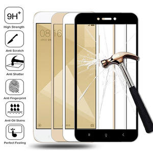Protective-Glass Film-Case Screen-Protector 4x5 Xiaomi Redmi Note-4 5-Plus 6A for 4a-4x5a/5-plus/6-6a/..