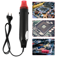 Portable 300W Heat Gun EU/US Plug 220V/110V 200 Celsius Temperature DIY Use Electric Power Tool Mini Hot Air Shrink