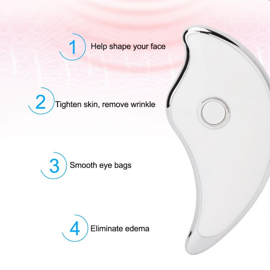 Visage en forme de V Massage facial