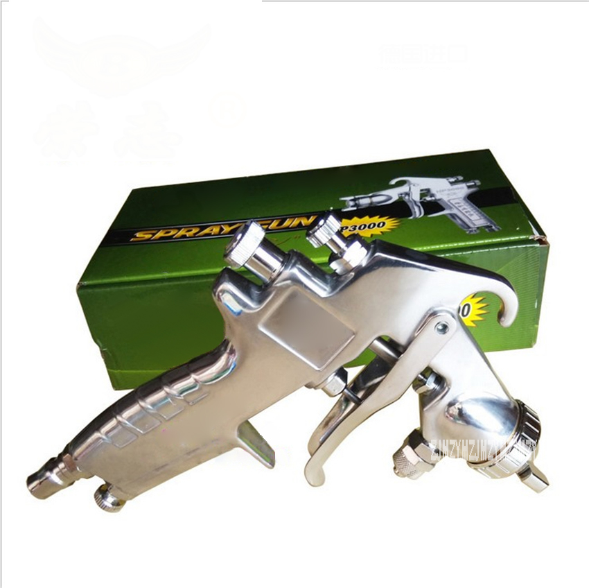 HP 3000 Manual Car Energy Saving High Atomization Spray Gun 304 Stainless Steel High Pressure Spray Gun Optional 1.5MM/1.8MM|Spray Guns| - AliExpress