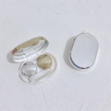 Mini Future technology sense induction contact lens case wit