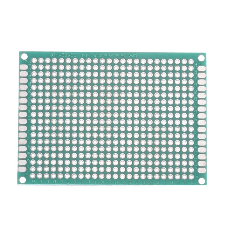 pão pcb dot board protótipo placa circuito