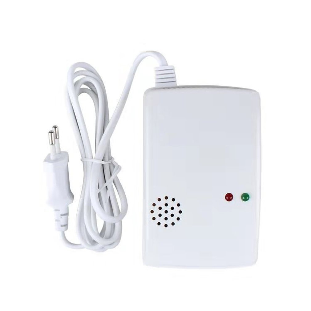 Gas Alarm LPG LNG Coal Natural Gas Leak Detector Sensor For Home Security Safety