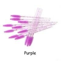 50pcs Purple