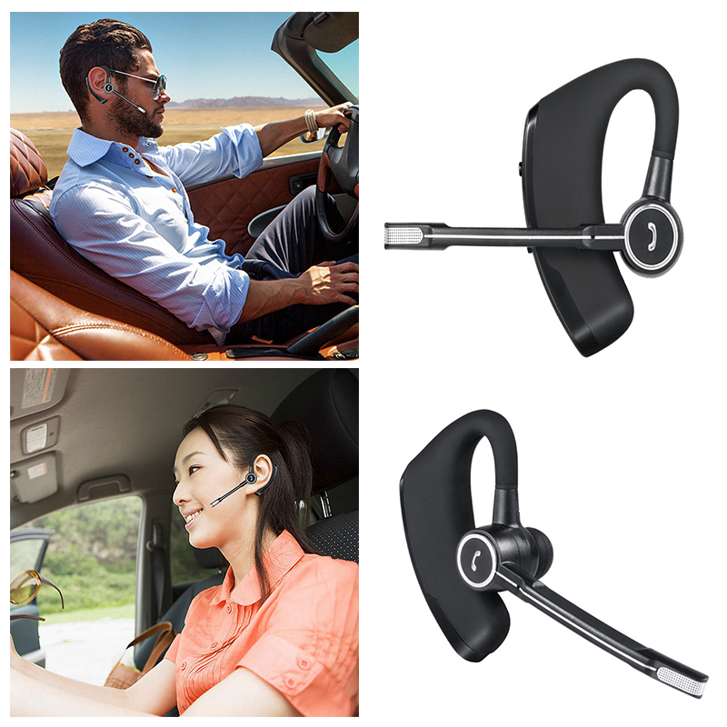 US $3.14 30% OFF|Mr high quality V8S Business Bluetooth Headset Wireless Earphone with mic for iPhone Bluetooth V4.1 Phone Handsfree Android Sams-in Bluetooth Earphones & Headphones from Consumer Electronics on AliExpress