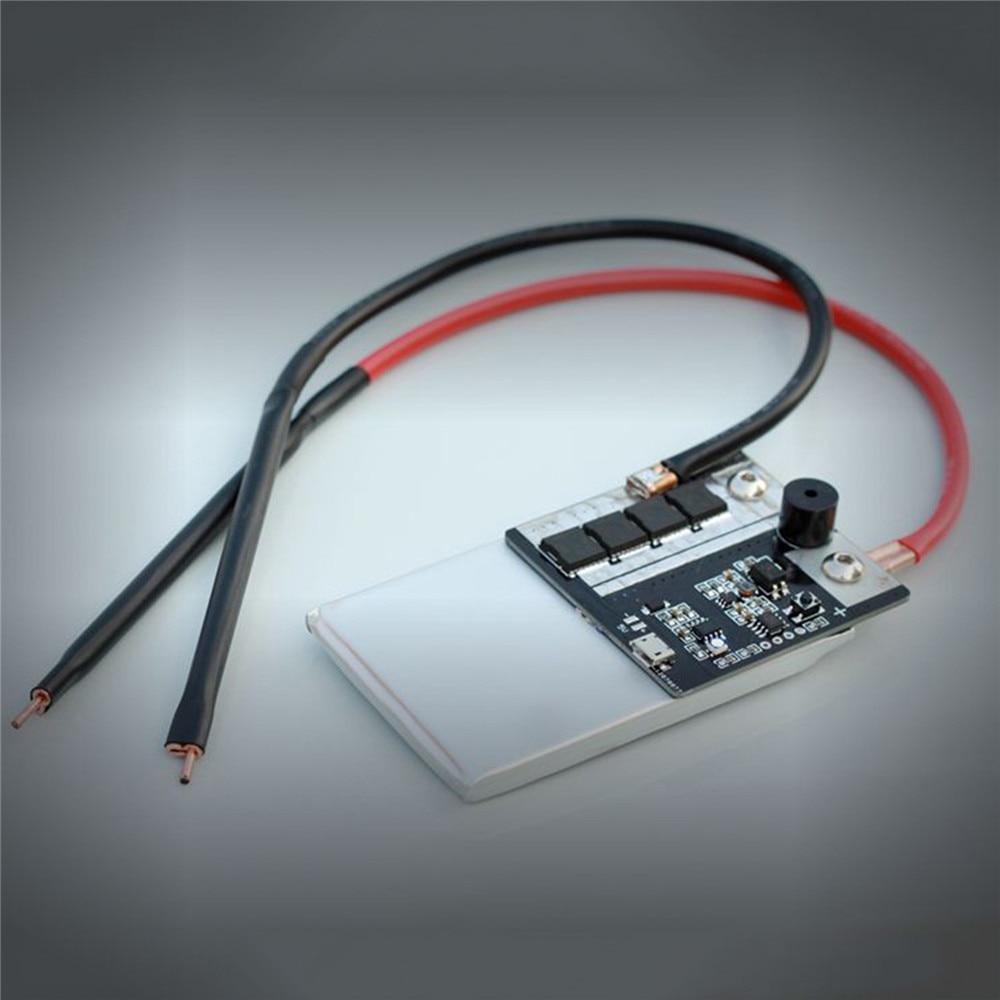 Portable Battery Nickel Sheet Spot Welder PCB Circuit Board With Battery Set