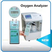 Battery Portable Oxygen Analyzer for Oxygen Concentrator Purity Tester Oxygen Purity Analyzer Oxygen Density Analyzer