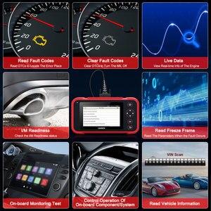 Image 4 - LAUNCH – outil de diagnostic automobile professionnel CRP129i, lecteur de Code OBD2, SAS, SRS, EPB, Service de réinitialisation de lhuile
