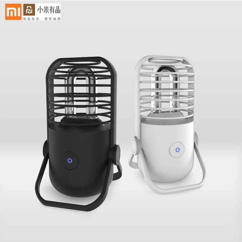 Xiaomi Xiaoda UVC Germicidal Ozone Sterilization Lamp Bulb Ultraviolet UV Sterilizer Light Tube For Disinfect Bacterial Virus