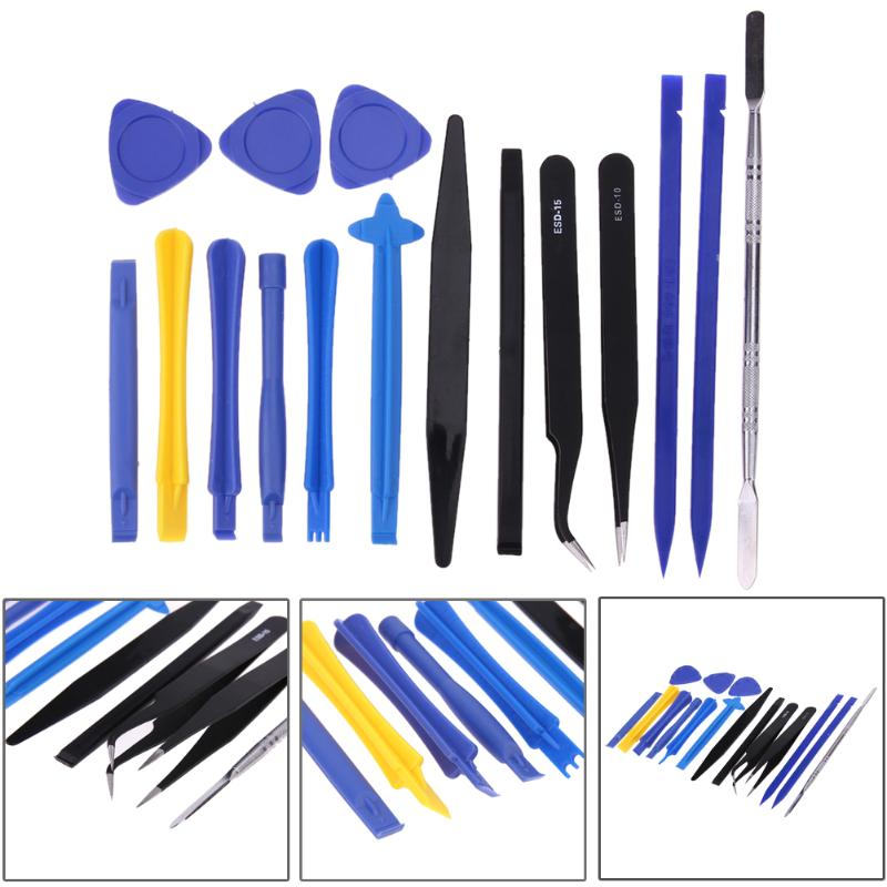 Opening Disassembly Repair Tool Kit for Smart Phone Notebook Laptop Tablet Watch Repairing Kit Hand Tools Screwdrivers Dropship