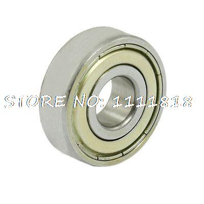 Double Shielded Axle Ball Bearing 13mm X 31mm X 10mm For Electric Motor
