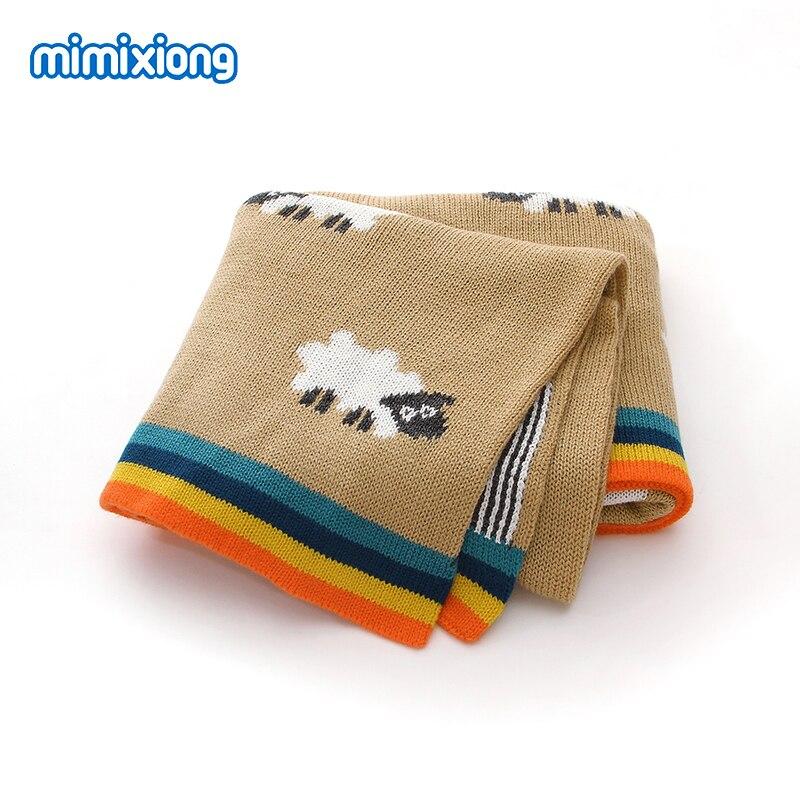 cobertores do bebe super macio dos desenhos 04