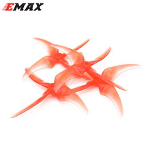 2 pairs EMAX Avan Scimitar 5028 5x2.8 Inch PC 4-Blade Propeller 5mm Mounting Hole 2 CW & 2 CCW for RC Drone FPV Racing high quality 4 pairs tarot tl150s1 3020 3x2 inch pc fiberglass propeller cw ccw for rc multicopter part