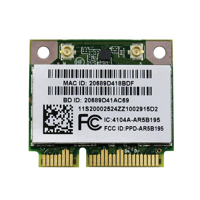 Karty Sieci Bezprzewodowej Bluetooth Dla Lenovo Z580 Z485 Z585 S206 S200 S300 S405 S400u G780 Ar5b195 Laptop Sieć Karty 20002524 Karty Sieciowe Aliexpress