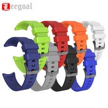 лучшая цена 8 Colors Silicone Watch Strap Wrist Band Replacement Watchband For Garmin 245 Forerunner 645 Smart Sports Watch Wrist Strap