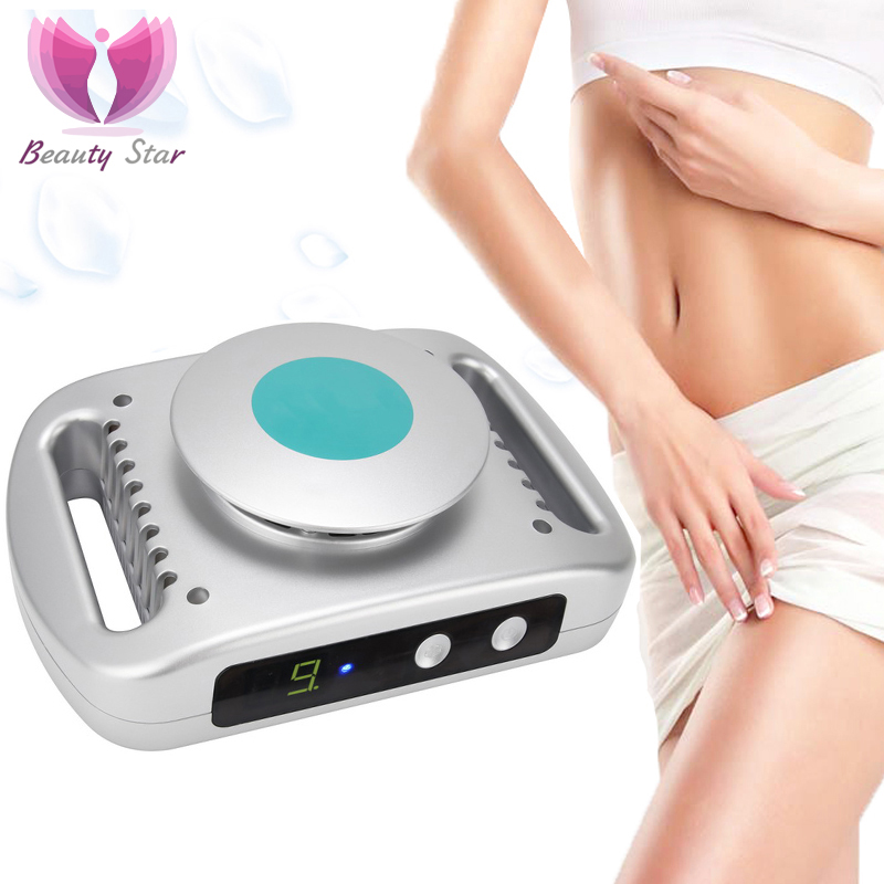 Beauty Star Fat Freezing Machine Cold Therapy Body Slimming Fat Freeze Anti Cellulite Dissolve Fat Cellulite Removal Machine
