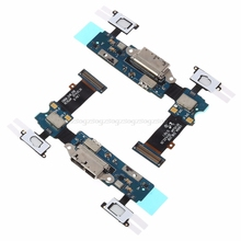Micro USB Port Charging Outlet Dock Connector Replacement Flex Cable for Samsung Galaxy S5 G900F G900A Microphone Au09 19
