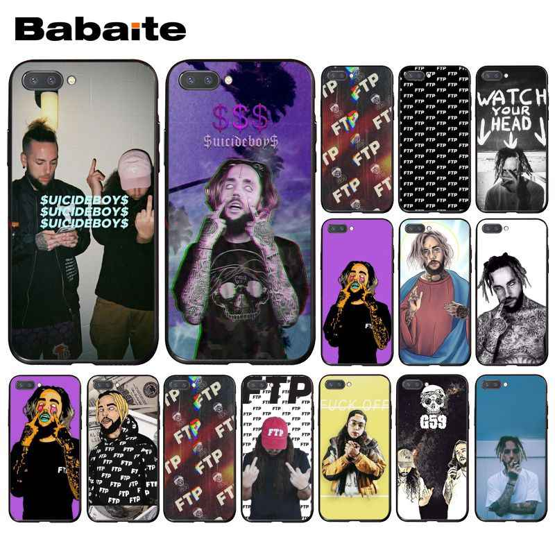 Babaite FTP $ Uicideboy $ Uicideboy Suicideboys untuk Huawei Honor 8X9 10 20 Lite 7A 8A 5A 7C 10i 20i View20