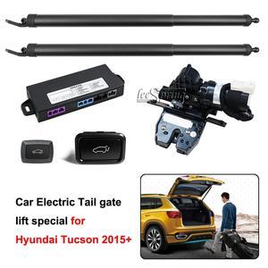 Автомобильный Электрический умный задний подъемник для Hyundai Tucson 2015 + пульт дистанционного управления Автомобильный задний подъемник