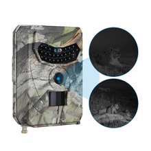 PR100 Hunting Camera Photo Trap 12MP Wildlife Trail Cameras for Hunting Scouting Game стоимость